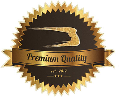 FLYING 'OKOLE premium quality graphic on the About Design Solutions page.